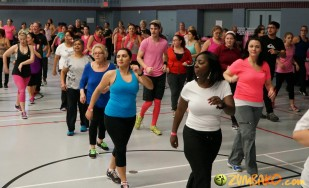 Zumba Fundraiser for Angels like Ava 2015_12