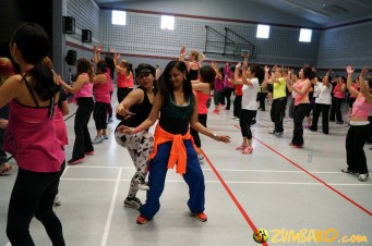 Zumba Fundraiser for Angels like Ava 2015_18