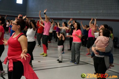 Zumba Fundraiser for Angels like Ava 2015_26