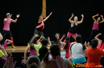 Zumba Fundraiser for Angels like Ava 2015_37