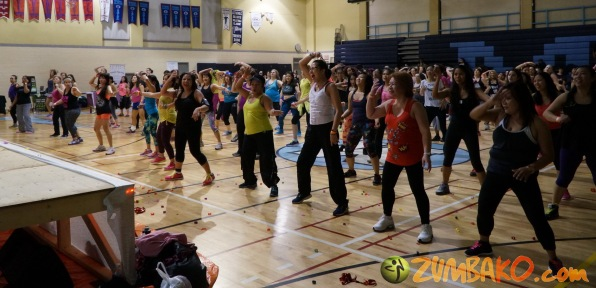 Zumba for Nurses with Marija 2015Jan_033