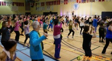 Zumba for Nurses with Marija 2015Jan_046