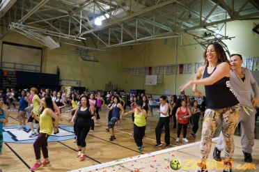 Zumba for Nurses with Marija 2015Jan_048