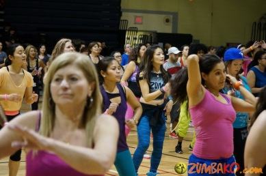 Zumba for Nurses with Marija 2015Jan_050