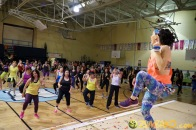 Zumba for Nurses with Marija 2015Jan_056