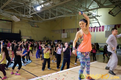 Zumba for Nurses with Marija 2015Jan_060