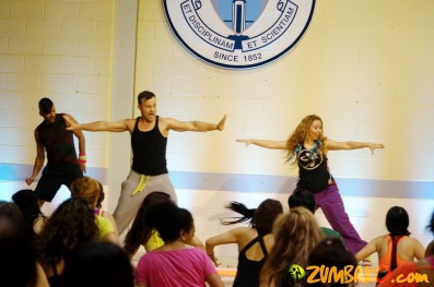 Zumba for Nurses with Marija 2015Jan_071