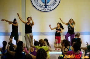 Zumba for Nurses with Marija 2015Jan_076