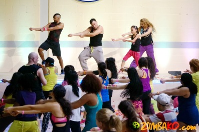 Zumba for Nurses with Marija 2015Jan_081