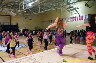 Zumba for Nurses with Marija 2015Jan_086