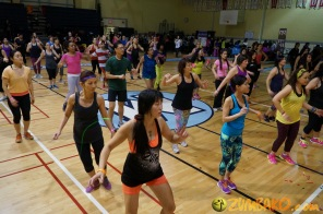 Zumba for Nurses with Marija 2015Jan_087