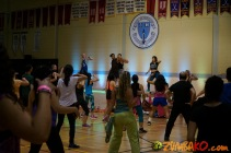 Zumba for Nurses with Marija 2015Jan_105