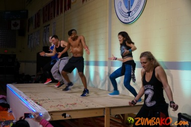 Zumba for Nurses with Marija 2015Jan_111