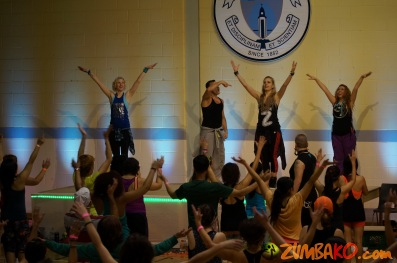 Zumba for Nurses with Marija 2015Jan_114