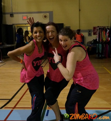 Zumba for Nurses with Marija 2015Jan_120