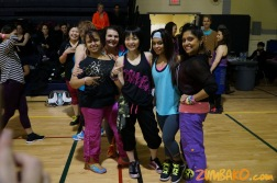Zumba for Nurses with Marija 2015Jan_121