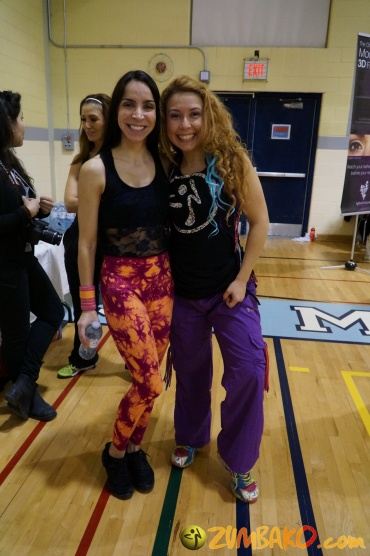 Zumba for Nurses with Marija 2015Jan_139