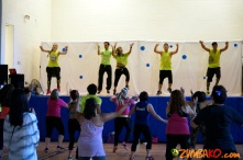 ZumbaKo Party with Fantastic5 2015June_002