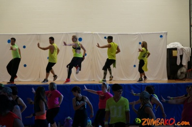 ZumbaKo Party with Fantastic5 2015June_010