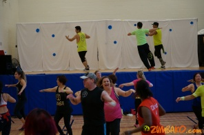 ZumbaKo Party with Fantastic5 2015June_012