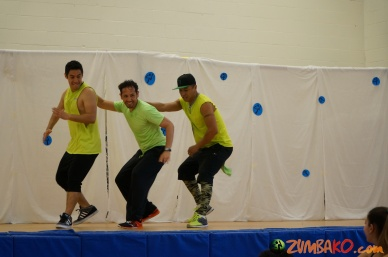 ZumbaKo Party with Fantastic5 2015June_013
