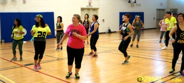 ZumbaKo Party with Fantastic5 2015June_020