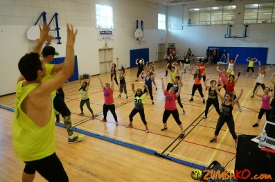 ZumbaKo Party with Fantastic5 2015June_027