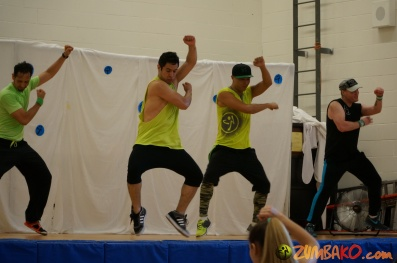 ZumbaKo Party with Fantastic5 2015June_035