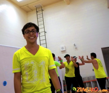 ZumbaKo Party with Fantastic5 2015June_037