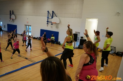 ZumbaKo Party with Fantastic5 2015June_050