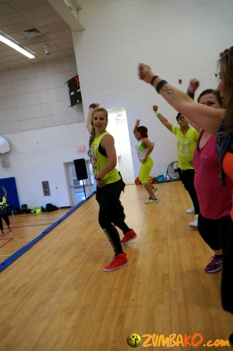 ZumbaKo Party with Fantastic5 2015June_052