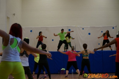 ZumbaKo Party with Fantastic5 2015June_064