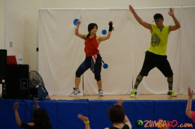 ZumbaKo Party with Fantastic5 2015June_075