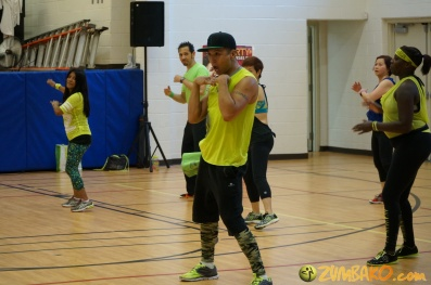 ZumbaKo Party with Fantastic5 2015June_086