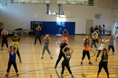 ZumbaKo Party with Fantastic5 2015June_090