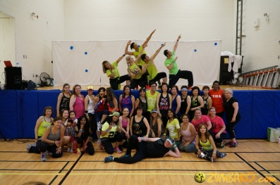 ZumbaKo Party with Fantastic5 2015June_098