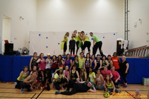 ZumbaKo Party with Fantastic5 2015June_100