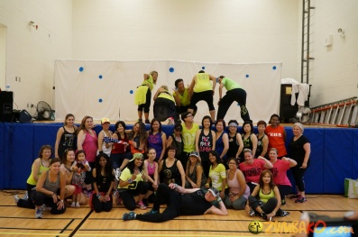ZumbaKo Party with Fantastic5 2015June_101