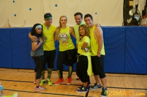 ZumbaKo Party with Fantastic5 2015June_111