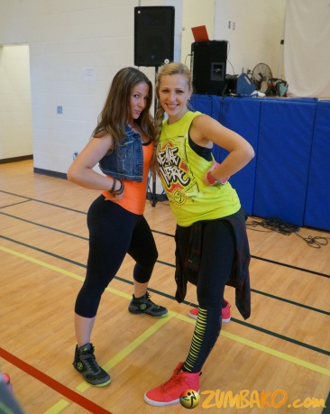 ZumbaKo Party with Fantastic5 2015June_115