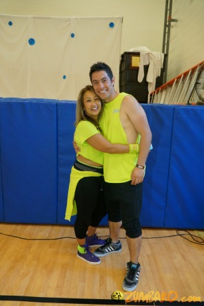 ZumbaKo Party with Fantastic5 2015June_116