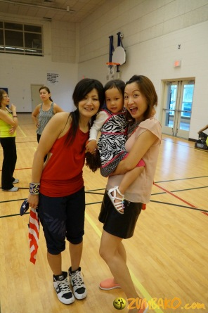 ZumbaKo Party with Fantastic5 2015June_117