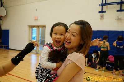 ZumbaKo Party with Fantastic5 2015June_118