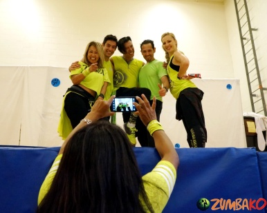 ZumbaKo Party with Fantastic5 2015June_121