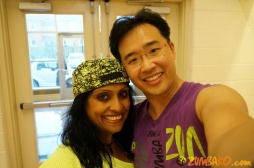 ZumbaKo Party with Fantastic5 2015June_123