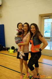 ZumbaKo Party with Fantastic5 2015June_126