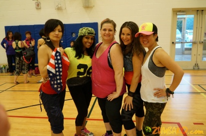 ZumbaKo Party with Fantastic5 2015June_128