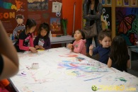 Kendall 4yo Birthday Painting Party 003