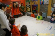 Kendall 4yo Birthday Painting Party 007