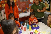 Kendall 4yo Birthday Painting Party 017